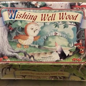 The Tales of Wishing Well Wood Story Board Book Collection for Sale in Albuquerque, NM
