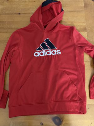 Adidas hoodie youth 14/16 for Sale in Melbourne, FL