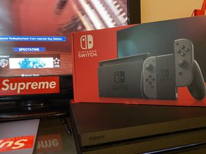 Nintendo Switch brand New for Sale in Fresno, CA