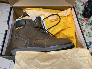 SIZE 10 CATERPILLAR WORK BOOTS for Sale in Sacramento, CA