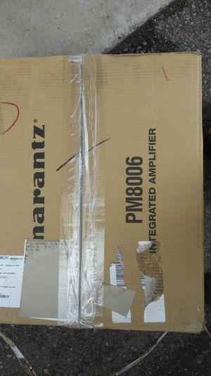 Marantz pm8006 for Sale in Las Vegas, NV