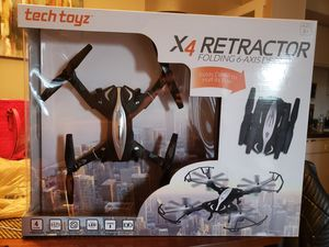 Foldable Drone brand new in Box for Sale in Houston, TX