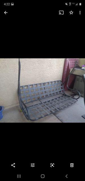 Porch anchored patio swing for Sale in Buckeye, AZ