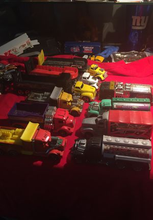 Lot hot wheels big rig and haulers lot 10 for Sale in Mechanicsburg, PA