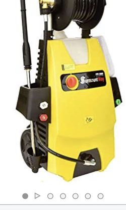 Electric Pressure Washer 3000PSI 1.6GPM Power Washers with Hose Reel Spray Gun Adjustable Nozzles Brush Kit Accessories for Sale in Monterey Park,  CA