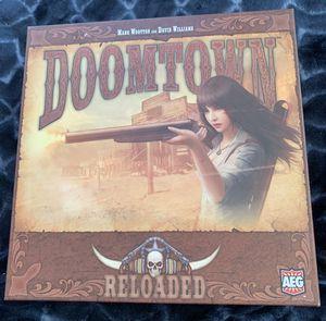 Doomtown Reloaded Board Game for Sale in Castle Rock, CO