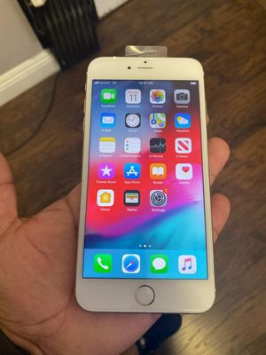 iPhone 6 plus 64gb Factory unlocked (no touch id) for Sale in San Marcos, CA