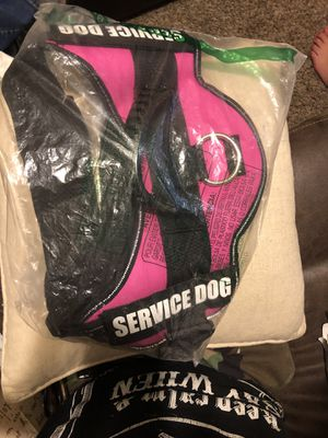 Service dog vest for Sale in Prattville, AL