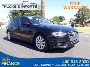 2014 Audi A4 for Sale in Mesa, AZ