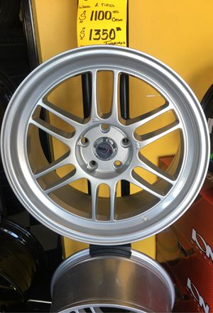 Rims 18 With Tires Included✅ for Sale in Las Vegas, NV