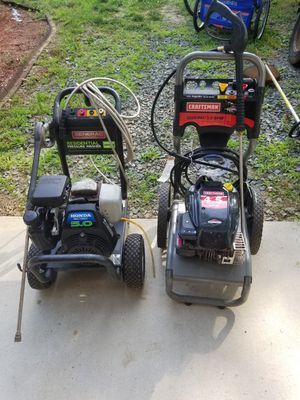 Power washer for Sale in Robbinsville, NJ