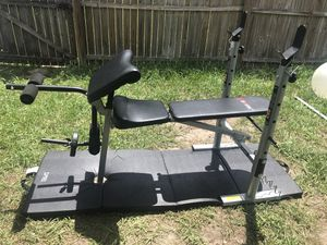 SporTeck Bench for Sale in Tampa, FL