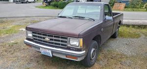 1984 Chevrolet S-10 for Sale in Mount Vernon, WA