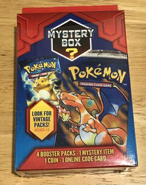 POKÉMON MYSTERY BOX *VINTAGE PACK?!* for Sale in Dearborn, MI