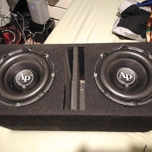 Audiopipe Subwoofer for Sale in The Bronx, NY
