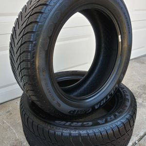 245/55/18 Goodyear Tires for Sale in Fort Worth, TX