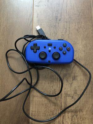 PS4 mini corded controller for Sale in Artesia, CA