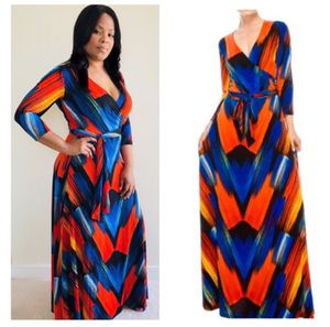 Abstract Maxi Dress for Sale in Oxon Hill, MD