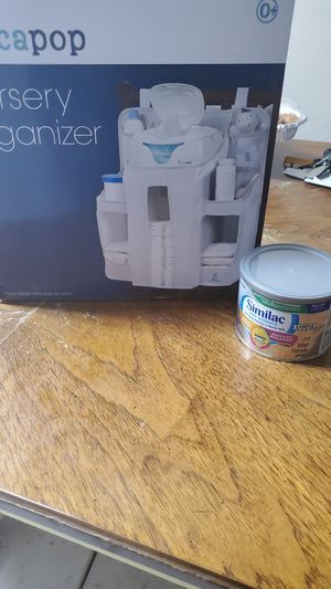 Organizer and similac milk for Sale in Lake Worth, FL