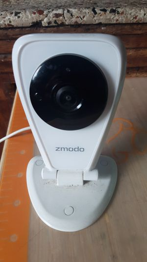 Security camera...plugs in for contiual recording ..pairs to phone for Sale in San Diego, CA