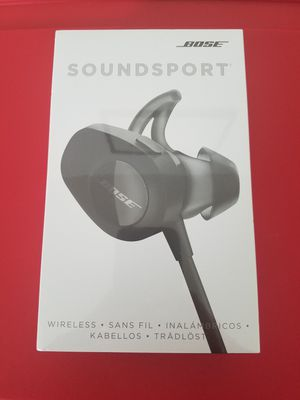 Bose sound sport wireless headphones Brand New for Sale in Phoenixville, PA