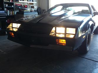 Nice First Year Of The 3rd Gen Camaro's 1983 for Sale in Surprise,  AZ