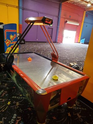 ICE Fast Track Air Hockey Table for Sale in Riverside, CA