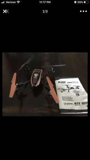Horizon Blade 180 HD Camera Equipped drone Quadcopter RTF ready to fly. In like new conditions for Sale in Fort Lauderdale, FL