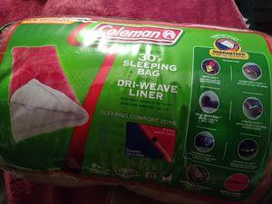 Coleman sleeping bag brand new for Sale in Riverside, CA