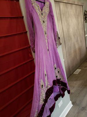 Pakistani indian kameez saree dress for Sale in Bartlett, IL