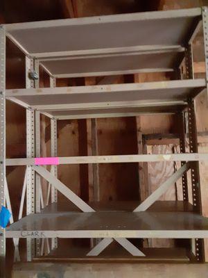 Metal shelves for Sale in Tulsa, OK