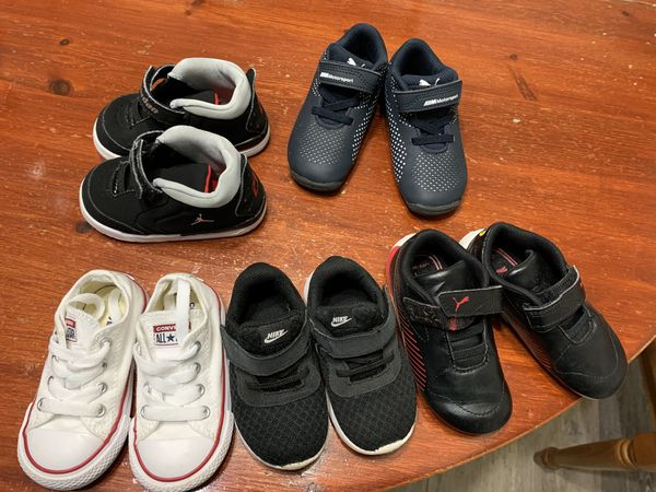 Baby boy shoes size 5 & 6