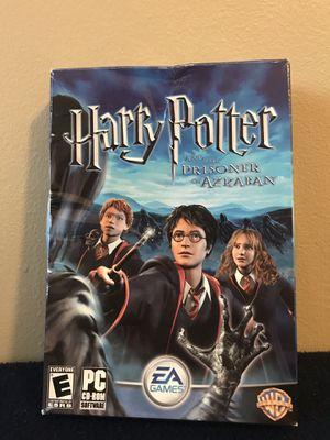 Harry Potter Prisoner of Azkaban Computer Game for Sale in Los Angeles, CA