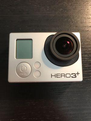 GoPro Hero 3+ for Sale in Scottsdale, AZ