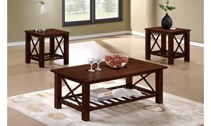 3PCS COFFEE TABLE SET for Sale in Orlando, FL