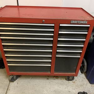 Craftsman Tool Box. Free for Sale in San Diego, CA