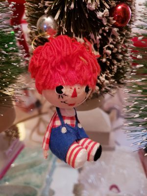VTG Japan Raggedy Andy Ornament for Sale in Bethlehem, PA