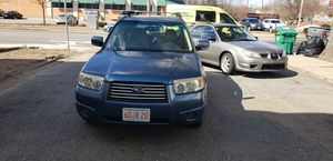 Subaru forester 2008 for Sale in Boston, MA