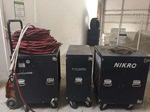HVAC TOOL-AIR DUCT CLEANING SYSTEM DUAL MOTOR-USED. for Sale in Portland, OR