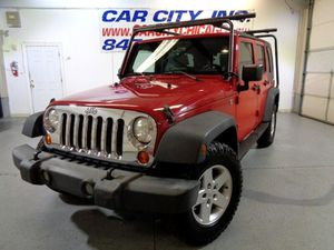 2008 Jeep Wrangler for Sale in Palatine, IL