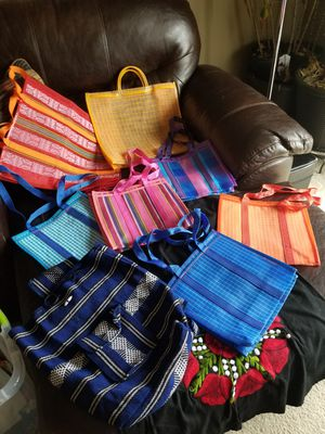 Mexican Tote Bags for Sale in Long Grove, IL