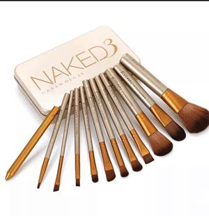 Makeup brush set new never new for Sale in Columbia, MD