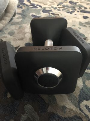 30 Pound Peloton Weights for Sale in Hanover, MD