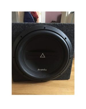 Phoenix Gold Subwoofer and Amplifier for Sale in City of Industry, CA