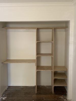 Closet organizer for Sale in Lathrop, CA