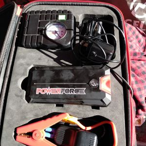 PowerForce Jump Box And Air Compressor for Sale in Austin, TX