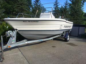 Bayliner trophy fishing boat for Sale in Northville, MI