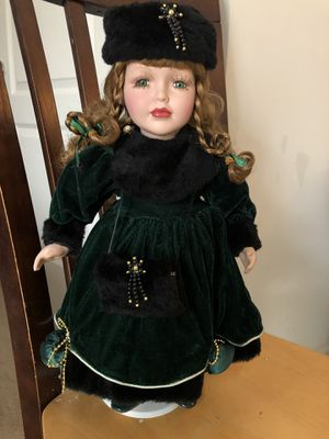 Antique porcelain doll for Sale in Blackwood, NJ