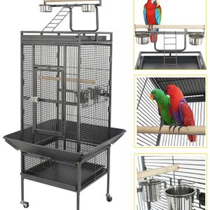 "61"" Pet Bird cage Large Play Top Parrot Cockatiel Cockatoo Parakeet Finch Pet Supply for Sale in Monterey Park, CA"