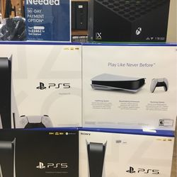 PlayStation PS5 Console Financing Option for Sale in Cypress,  CA